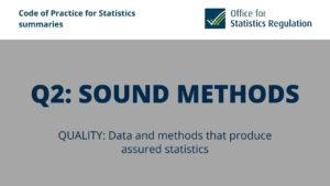 Q2: Sound Methods